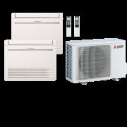climatisation Mitsubishi Electric Bisplit MFZ-KT<br />R32