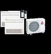 climatisation Mitsubishi Electric Bisplit MFZ-KJ<br />R410A