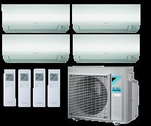 climatisation Daikin Quadri-split FTXM-M Bluevolution <br />R-32