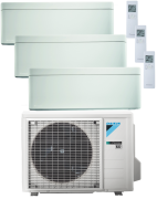 climatisation Daikin Tri-split Stylish<br />R-32