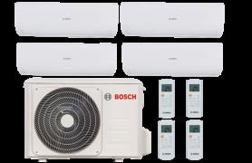 climatisation Bosch Quadri-split 5000 RAC<br />R32