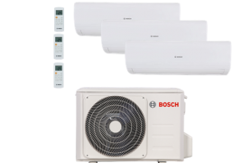 climatisation Bosch Tri-split 5000 RAC<br />R32