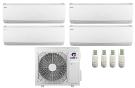 climatisation Gree Lomo Quadri-split<br />R32
