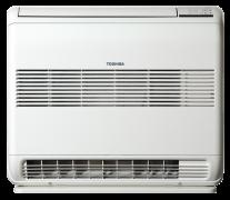 climatisation Toshiba Console double-flux UFV