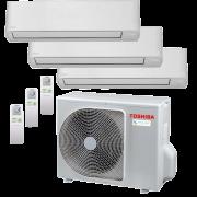 climatisation Toshiba SEIYA Trisplit<br />R32