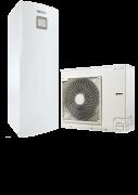 chauffe eau gaz Compress 3000 AWS de 4,6 à 10,2 kW chauffage et eau chaude